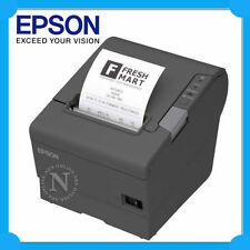 Ethernet (RJ-45) Black & White Thermal Printers