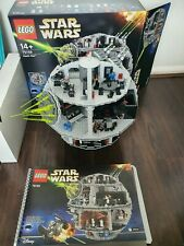 Lego Star Wars Death Star Set 75159  With Box And Instructions