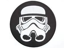 """Storm Trooper Star Wars Embroidered Big Back Jacket Vest Patch 8""""/20cm"""