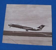 Ansett airlines 8x10 photo DC-9