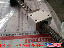 USED SFU1605 SFU RM 1605 1610 for RM1605 Ballscrew Ballnut Housing Mount Bracket