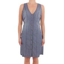 Jeanskleid Sommerkleid blau N2 MARC CAIN Gr 36 jeansblau Kleid LUXERY STYLE