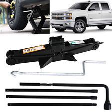 For 2000-2014 Chevrolet Silverado 1500 Tire Lug Wrench Repair Tool& Scissor Jack