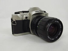 VOIGTLANDER VSL 43 PENTAX K MOUNT SLR 35mm CAMERA WITH 35-70mm LENS VINTAGE