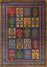 Gabbeh Teppich Orientteppich Rug Carpet Tapis Tapijt Tappeto Alfombra Harmonisch