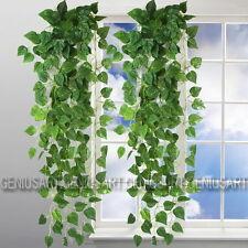 Artificiale Finto Da Parete Pianta Di Vite Foglie Ghirlanda Giardino Di Casa