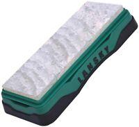 Lansky Arkansas BenchStone Novaculite Sharpening Stone Rubberized Non-Slip Base