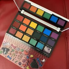 Elf X JKissa To The Rescue Eyeshadow Palette Authentic Brand New- 1 Shade Broken