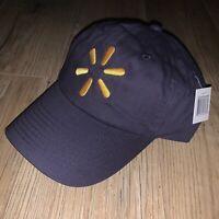 Walmart Employee Spark Cap Navy Hat