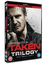Taken/Taken 2/Taken 3 (Box Set) [DVD]