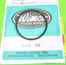Rickman NOS Zundapp 125 MX .060 Over Wiseco Piston Ring p/n 280 R6 RNG 605041