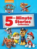 Paw Patrol 5-Minute Stories Collection Paw Pa by Random House New Hardcover Book