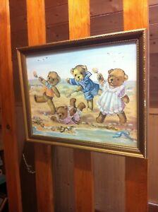 Doreen Edmonds oil on canvas