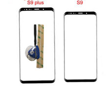 Para Samsung Galaxy S9 / S9 Plus Frontal Pantalla Outer Screen Glass lens