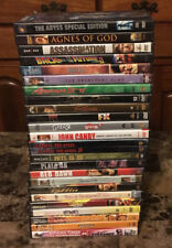 FREE SHIPPING! Lot of 25 Different Amazing Eighties 80's Movie DVDs!