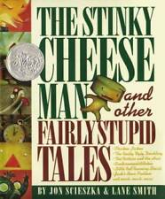 The Stinky Cheese Man and Other Fairly Stupid Tales - Hardcover - Good