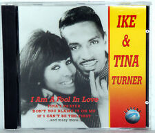 CD IKE & TINA TURNER - I Am A Fool In Love