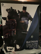 Batman The Dark Knight Returns A Call to Arms Statue DC Collectibles NEW SEALED