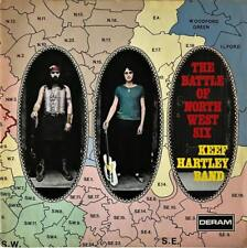 Keef Hartley Band - The Battle Of North West Six (LP) (VG-/G+)