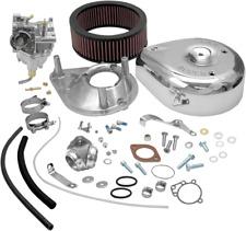 """S&S Super E 1 7/8"""" Carburetor Manifold Kit for 79-84 Harley Shovelhead FL FLH"""