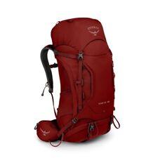 Osprey Kestrel 48 S/M Wander- und Trekkingrucksack rot Wanderrucksack Rucksack