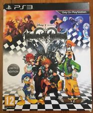 Kingdom Hearts -HD 1.5 Remix Playstation 3/PS3 Complete Game + Free Post