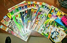 The incredible Hulk Lot #373-395 in various condition Marvel-1990 missing #376