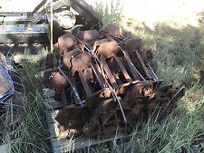 Grouser 14x16.5 Steel Over The Tire Tracks Skid Steer