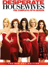 Desperate Housewives: The Complete Fifth Season [New DVD] Boxed Set, Dolby, Re