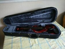 """Stagg 4/4 - 14"""" Electric Violin with Case"""