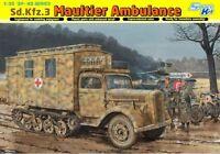 Dragon 1:3 5 6766: sd.kfz.3 Mule Ambulance