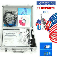 New listing English Report Quantum Magnetic Resonance Body Analyzer Therapy Sub Healthy Care