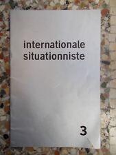 [Guy Debord et alii], Internationale situationniste no 3, décembre 1959.