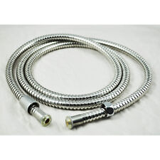 3m Extra Long Stainless Steel Shower Pipe Flexible Replacement Bath Hose Pipe