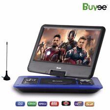 13.3'' Inch Portable DVD Player In Car 270° Swivel Screen USB SD Remote Control