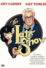 New & Sealed! THE LATE SHOW Movie Film (2004 DVD) Art Carney FREE FAST SHIPPING!