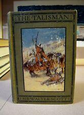 The Talisman by Sir Walter Scott , Illustrated  Lippincott HC