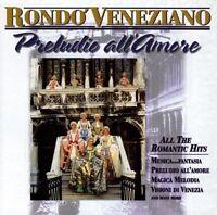 Rondo Veneziano Preludio all'amore (16 tracks, BMG/AE) [CD]