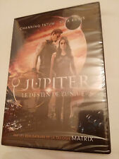 JUPITER LE DESTIN DE L´UNIVERS DVD + EXTRAS ENGLISH FRANCAIS NUEVO NEUF NEW