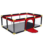 Baby Playpen Extra Large Play Yard Indoor & Outdoor Kids Activity Center w/ Gate