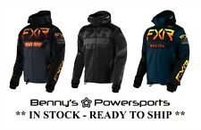 FXR RRX Jacket Mens Insulated Removable Liner Snowmobile Riding Winter