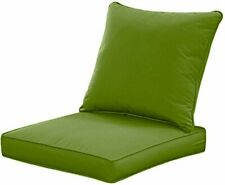 QILLOWAY Outdoor/Indoor Deep Seat Cushions for Patio Furniture All WeatherLaw...