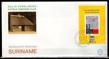 Suriname - 1982 Father Petrus Donders - Mi. Bl. 33 clean FDC