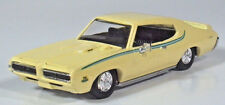 "Racing Champions 1969 69 Pontiac GTO 3.25"" Die Cast Scale Model The Judge"