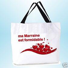 grand cabas sac shopping sac de plage  fond large personnalisé  prénom réf 10
