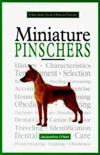 Miniature Pinscher (New Owners Guide) O'Neil, Jacqueline F. Hardcover