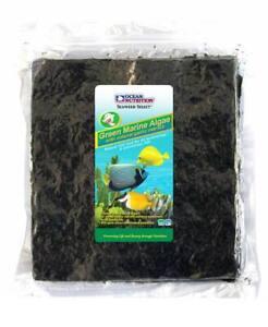 Ocean Nutrition Seaweed Green Marine 50 Sheets
