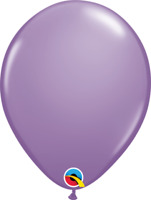 """LATEX 16""""(40CM) STANDARD SPRING LILAC PACK OF 50 QUALATEX BALLOONS PARTY SUPP..."""