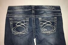 Women's Silver Jeans Size 29 x 33 Frances Flare