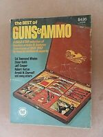 Vintage 1974 Special Edition of The Best of Guns & Ammo Magazine 1958-1962